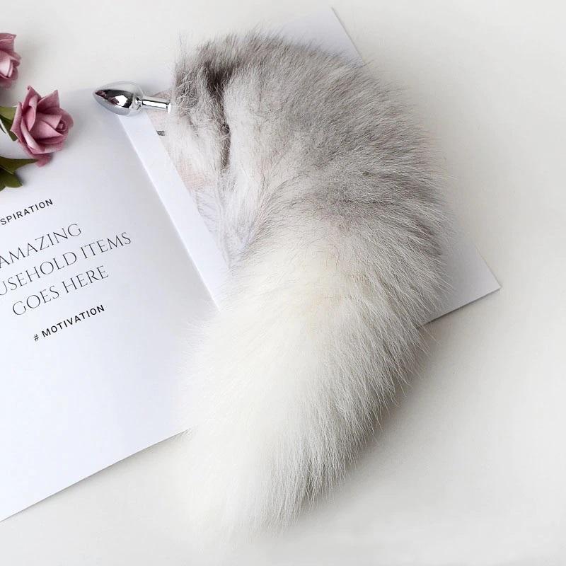 Fuchsschwanz Analplug kaufen