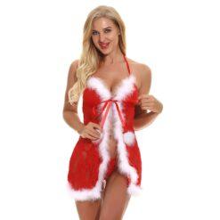 Weihnachts Reizwäsche