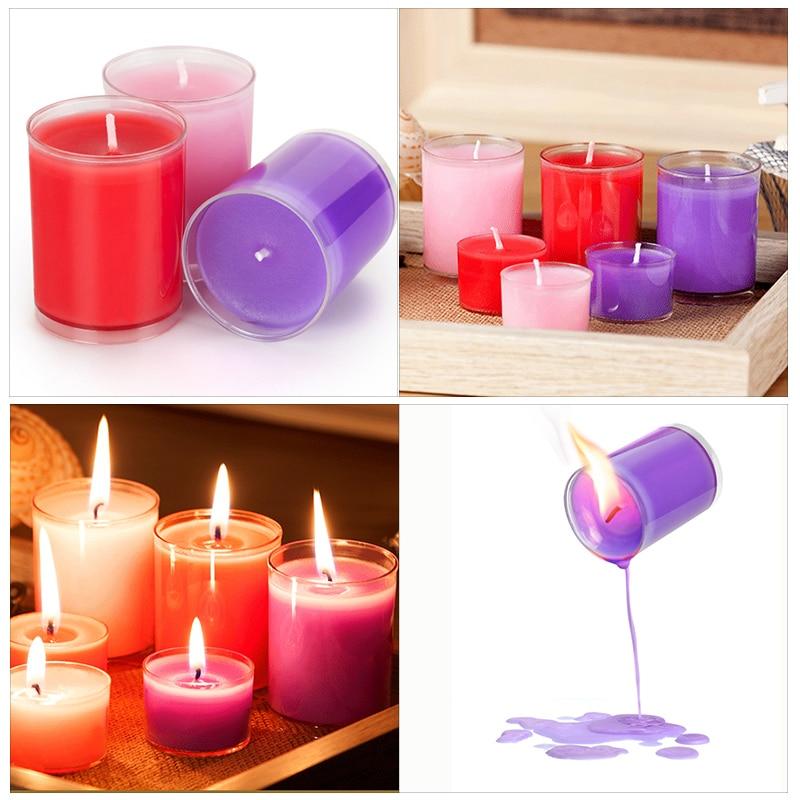Kaltwachs Liebes-Kerze Erotikspiele