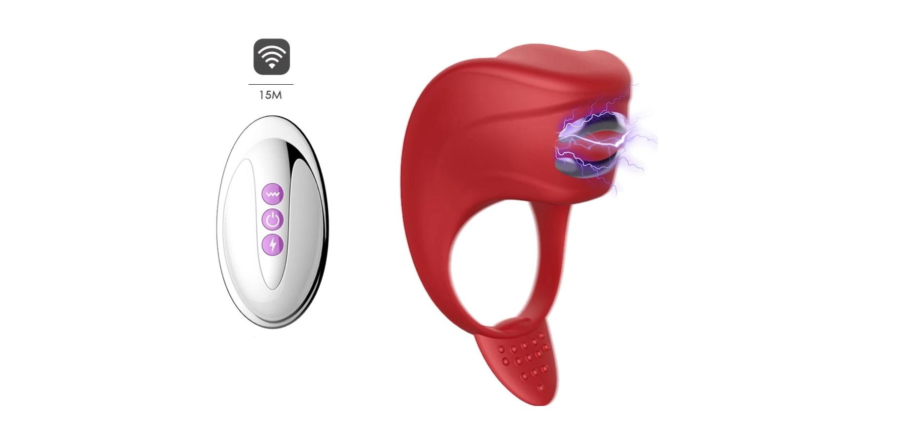 Vibration Penisring für Paare Erotik Onlineshop Schweiz