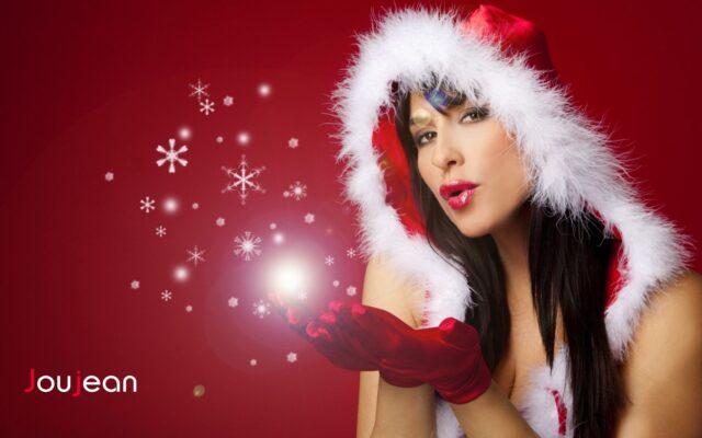 Santa Girl Dessous für Weihnachten Erotik Onlineshop Schweiz
