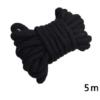 Schwarzes Bondage Fessel Seil kaufen