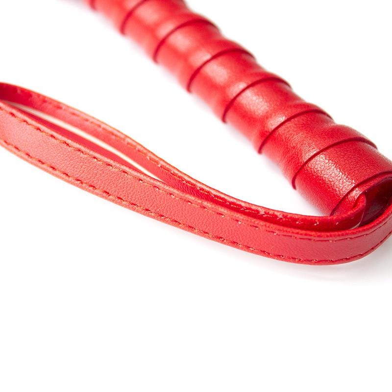 Rote Leder Peitsche kaufen