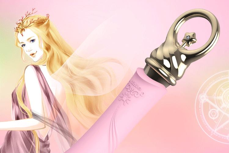 "Luxus Vibrator ""Moon Princess"""
