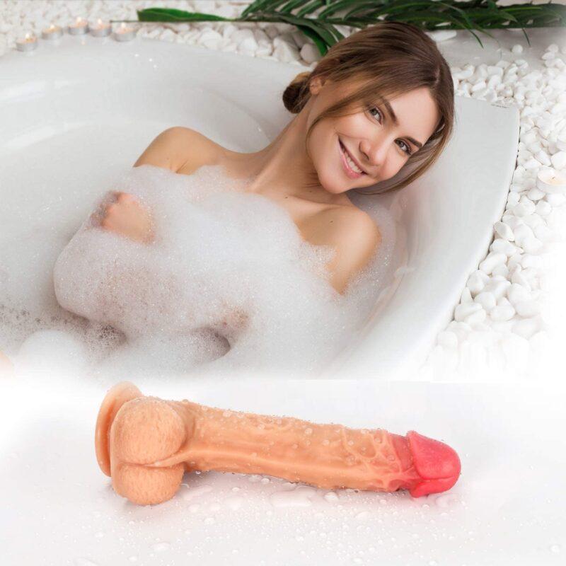 Penis Dildo Vibrator mit Fernbedienung