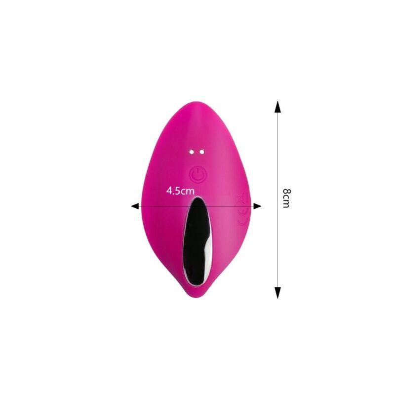 Panty Vibrator für Unterhose mit Fernbedienung