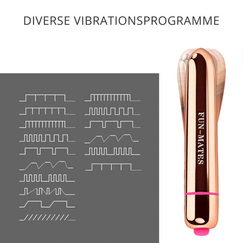 kleiner Gold Bullet Vibrator