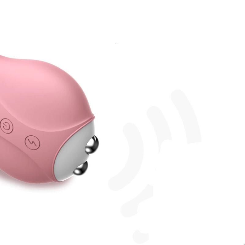 Hasen shock-wave elektro stimulation G-Punkt und Klitoris Vibrator
