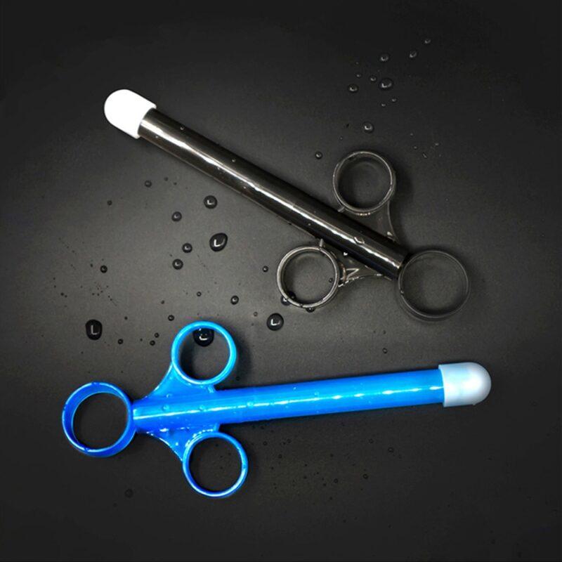 Gleitmittel-Spritze Hygiene Anus-Dusche Sex-Toys