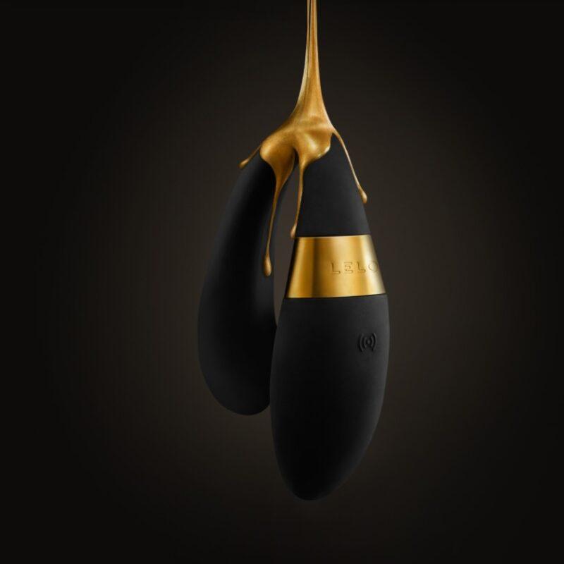 LELO Tiani 3 24K Gold Luxus Vibrator