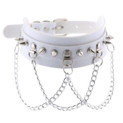 Bondage Choker Halsband