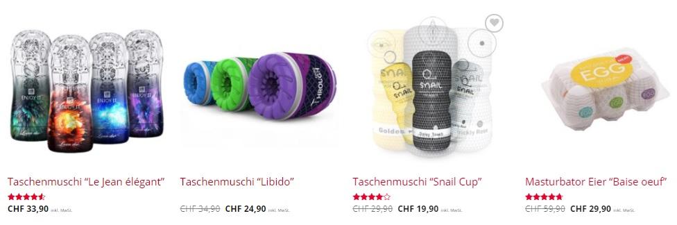Taschenmuschi kaufen Schweiz