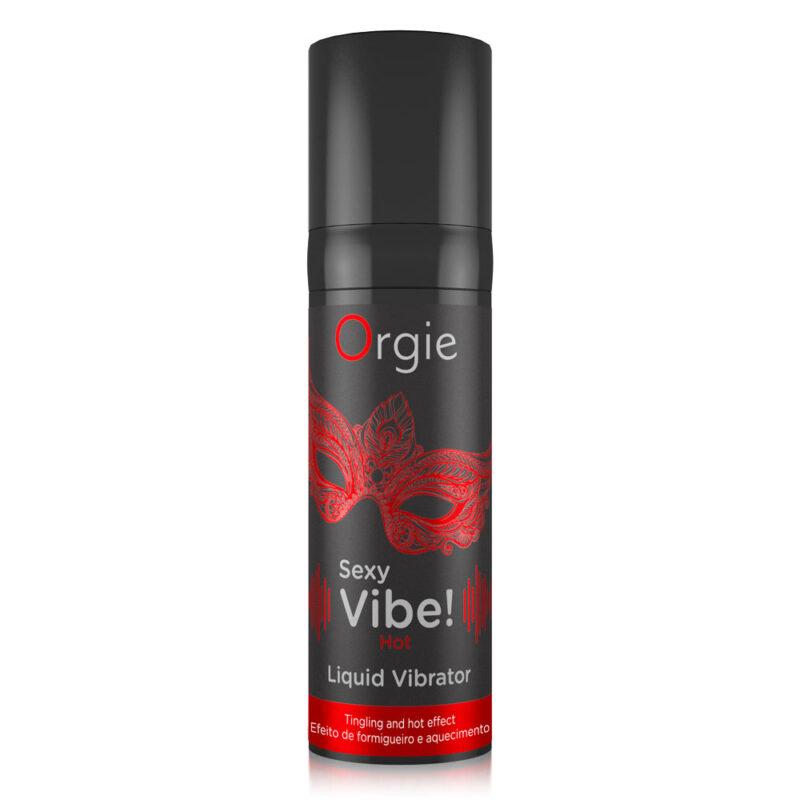 Sexy Vibe High Voltage hot Gleitcreme kaufen
